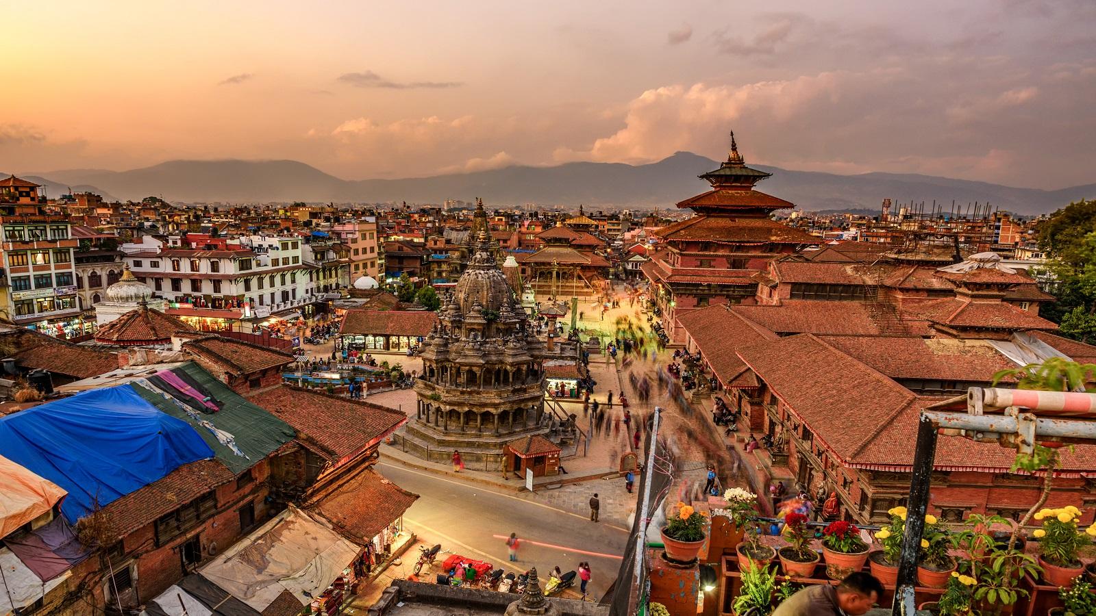 Kathmandu chalo